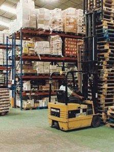 Curso gestion de almacén y logística