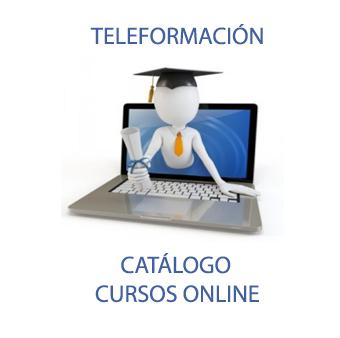 Teleformación Catálogo Cursos online