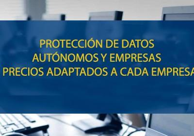 Protección datos empresas
